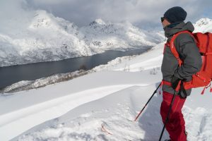 Lofoten with Norrona